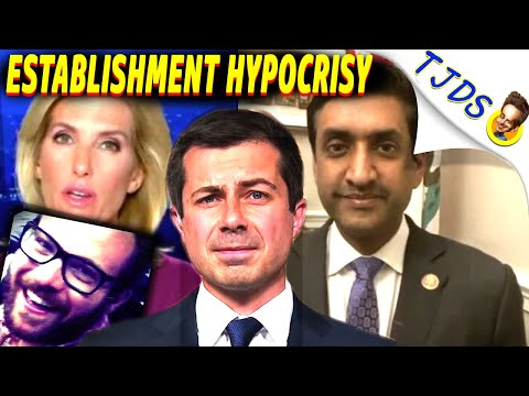 Establishment HYPOCRITE Attacks Anti-War Congressman's Fox News Appearance.