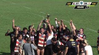 (TRIES) Serra Gaúcha X Indaiatuba Tornados │ Taça Tupi 2018 (Final)
