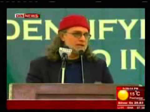 Syed Zaid Hamid latest address at National Security Conference   44