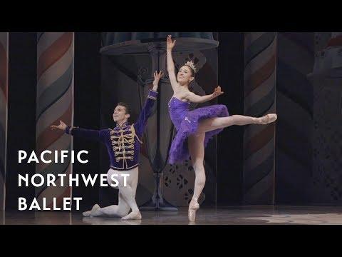 Sugar Plum Fairy & Cavalier in George Balanchine's The Nutcracker®