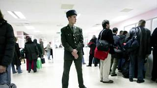Video Aşgabadyň aeroportynda migrasiýadan soň howpsuzlyk gullugynyň barlagyndan geçmeli download MP3, 3GP, MP4, WEBM, AVI, FLV Oktober 2018