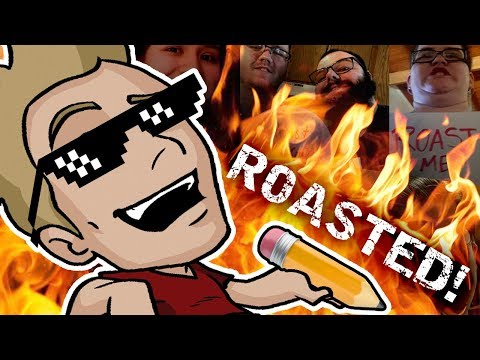 ROASTING MY FANS with MEAN ART! - (I'm a horrible person)