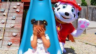 Peek a Boo Song | Leah Play's Time Nursery Rhymes & Kids Songs # 2