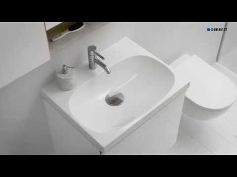 Geberit Ceramic Clou Functionality Youtube