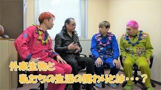 ストップ!外来生物〈MC:3ガガヘッズ〉【平成30年3月11日】すぎなみスタイル