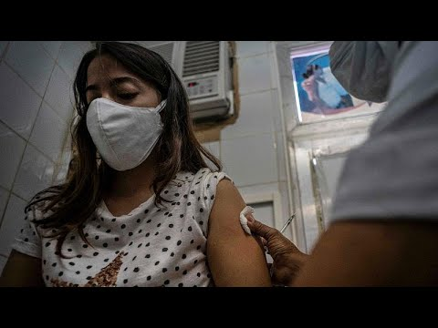 شاهد: لمواجهة فيروس كورونا.. كوبا تطلق حملة تطعيم واسعة بلقاحين تم تصنيعهما محليا …  - 16:58-2021 / 5 / 13