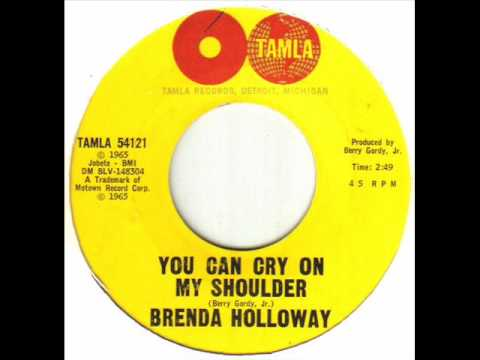 brenda holloway you can cry on my shoulder