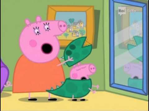 Peppa Pig 1x38   Festa in maschera