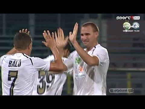 Könyves Norbert gólja az MVM-Paks - MTK Budapest mérkőzésen thumbnail