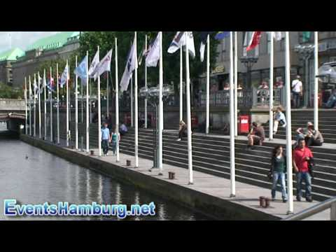Hamburg live, September 2011. Alster  Gallery.  Music  in Hamburg.