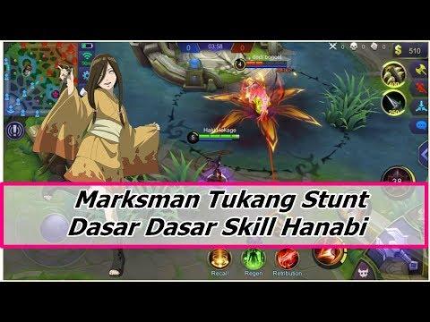 AKHIRNYA KELUAR !! HANABI - New Hero Mobile Legends - Review & Trik