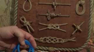 Применение морских узлов от коллекционера, Мастера узлов. Use of nautical knots