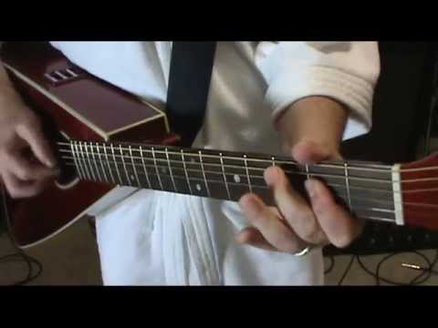 Diminished Guitar Chords Made Easy By Scott Grove