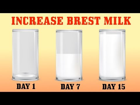 How to increase breast milk supply10 Foods that increase breast milk supply naturally