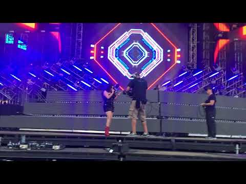 Steve Aoki - Lauren Jauregui - All Night - Ultra Music Festival Miami 2018