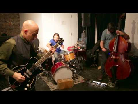 Elliott Sharp / James Ilgenfritz / Joe Hertenstein - at The Stone - Oct 15 2015