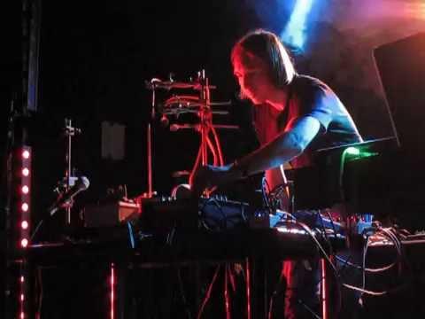 Graham Dunning's Mechanical Techno live @ Raw Power Festival, London, 27/05/16