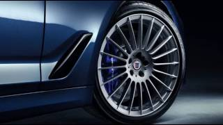HOT!!With a New BMW 5-series Come . . . Smokin' Hot New Alpina B5s!