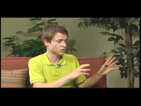 Mission TV Show Special Edition: OCI 2012 - Jeremy Zwiker