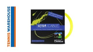 Weiss Cannon Ultra Cable String Review
