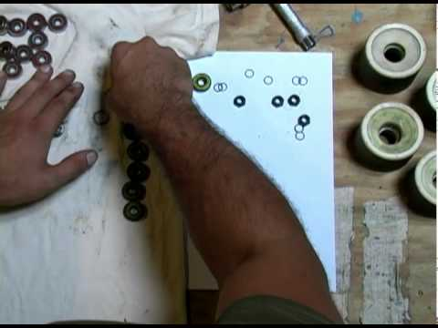 How to Clean Your Longboard & Skateboard Bearings by Bustin Boards NYC