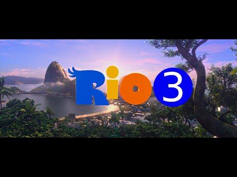 Рио 3 мультфильм трейлер
