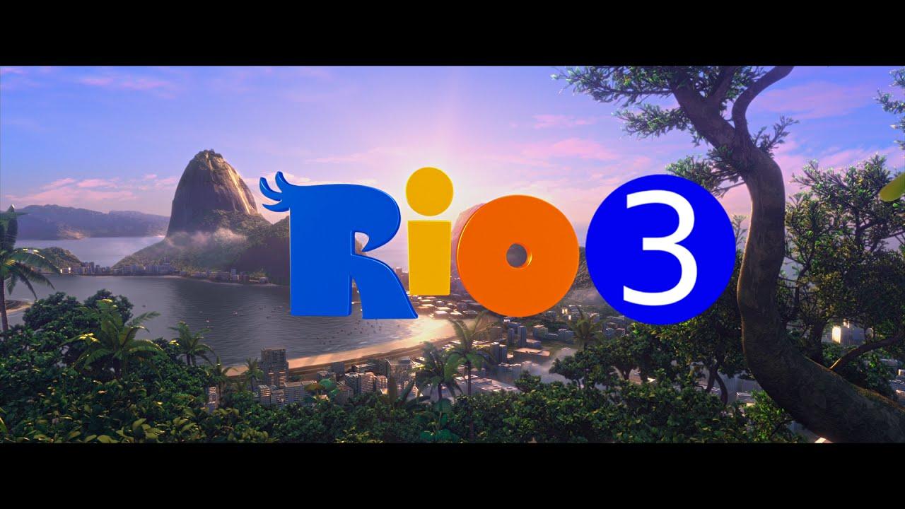 rio 3 unofficial trailer - youtube