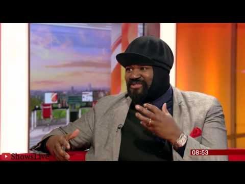 Gregory Porter Interview BBC Breakfast 11 05 16