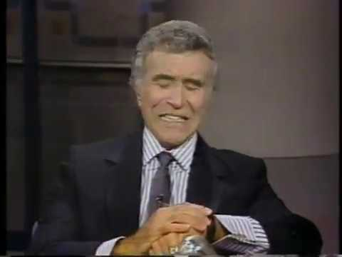 Ricardo Montalban on Late Night, April 14, 1987