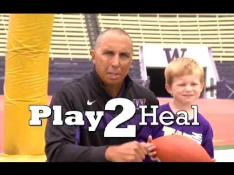 "Harborview Medical Center ""Play2Heal"""