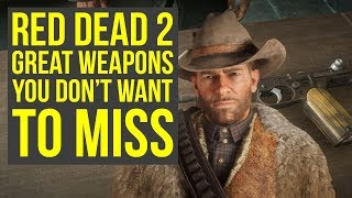 Red Dead Redemption 2 Weapons YOU DON