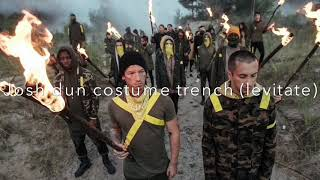 How to make a Josh dun costume in less than two minutes