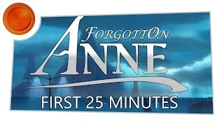 First 25 Minutes - Forgotton Anne - Xbox One