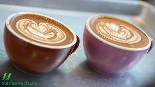 Káva a funkce tepen