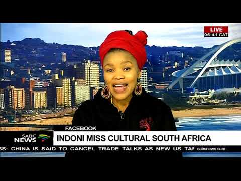 Indoni Miss Culture finalist unveiled on Heritage Day