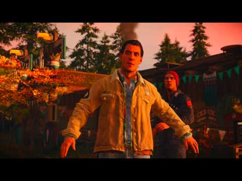 Infamous Second Son 100% Walkthrough part 1, 720p HD (NO COMMENTARY)