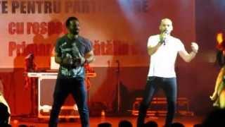 Alb Negru - Mi-e sete de tine & Fara sens - Concert LIVE Falticeni [Iulie, 2013]