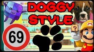 DOGGY STYLE! #69 ⭐️ SUPER MARIO MAKER ONLINE Deutsch