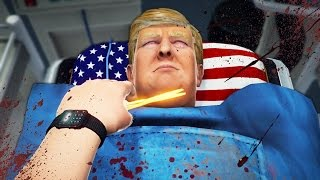 WOULD YOU DO IT?? | Surgeon Simulator Trump DLC thumbnail