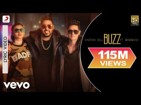 buzz---lyrics-video-|-aastha-gill-feat-badshah-&-priyank-sharma