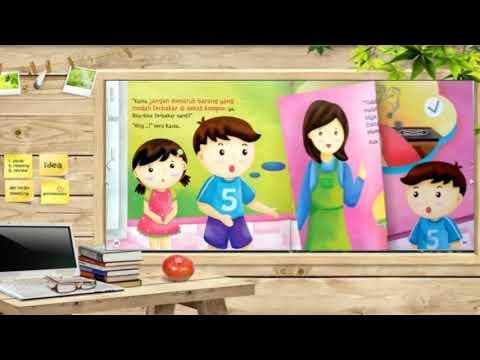 Bahasa Indonesia Kelas 2 Sd Aturan Keselamatan Di Dapur Youtube