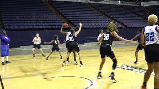 WBB Day One Practice