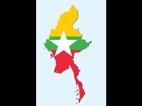 History of the Burmese/Myanma Flag