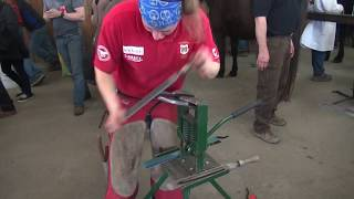 Canadian Farriers Team - Day Three of the 2018 WHC