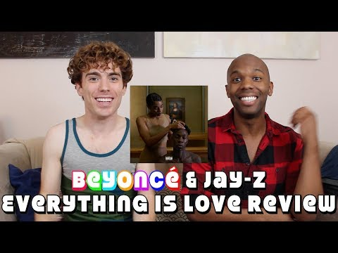 Beyoncé & Jay - Z - Everything Is Love (Review)