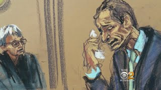 Disgraced Politician Anthony Weiner Sentenced For Sexting A Minor