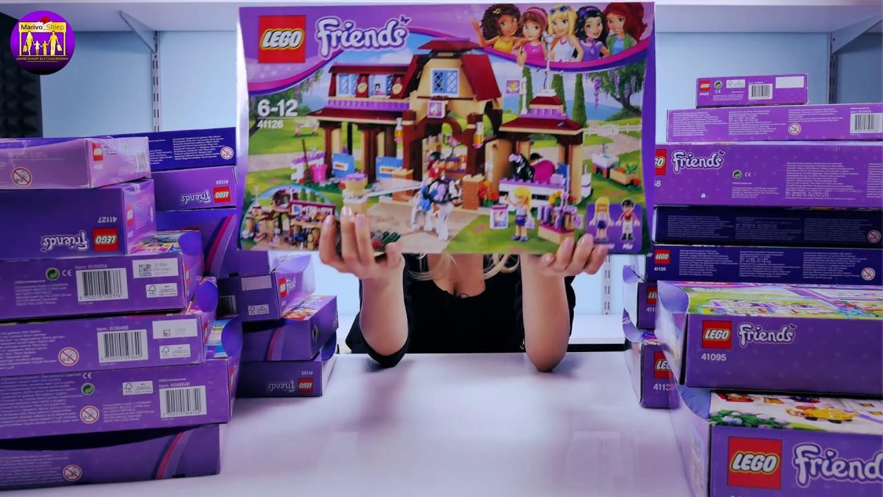 Haul Zakupowy Klocków Lego Friends Ogroooomny Unboxing 2 4k
