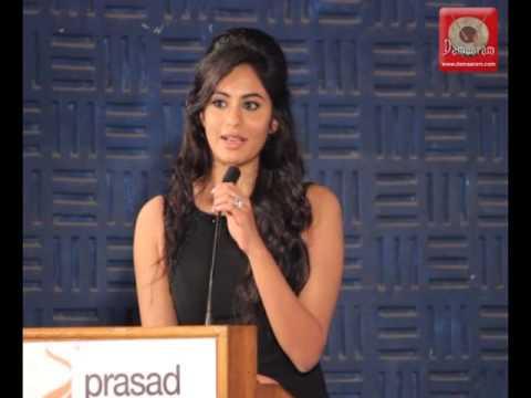 Actress Deepa Sannidhi at Enakkul Oruvan...