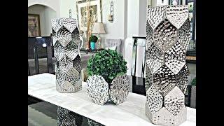 DIY Mirror Decor Ideas | Mirror Placemat Planter-  GreenCrystalRose At Home