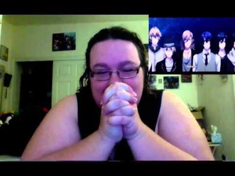 Shimmer reacts to Utapri Maji Love Revolutions episode 11